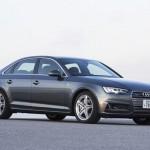 アウディジャパンがフルモデルチェンジした「Audi A4」を発表