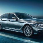 BMWのセダン5車種(3,5,7,M3,M5)を比較してみました