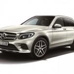 メルセデス・ベンツ『GLC』を発売。GLK後継の新型SUVは628万円から