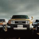 個性的な外観の国産SUV『FJクルーザー』、その魅力を徹底解説!
