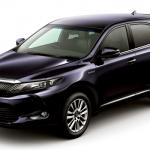 高級SUV市場を開拓したハリアーの歴代モデルを比較します