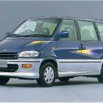 セレナの歴代モデル一覧、家族のドライブに便利な日産のミニバン